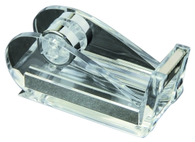 Acrylic tape dispenser ach-50