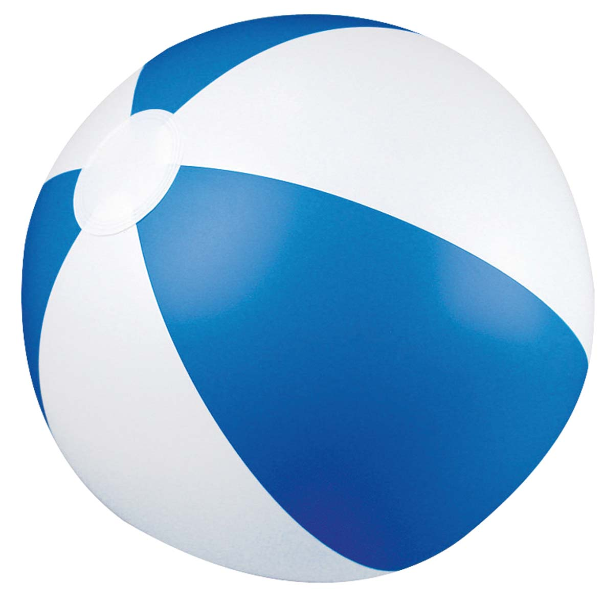 Inflatable beach ball - Blue bb-10 bl