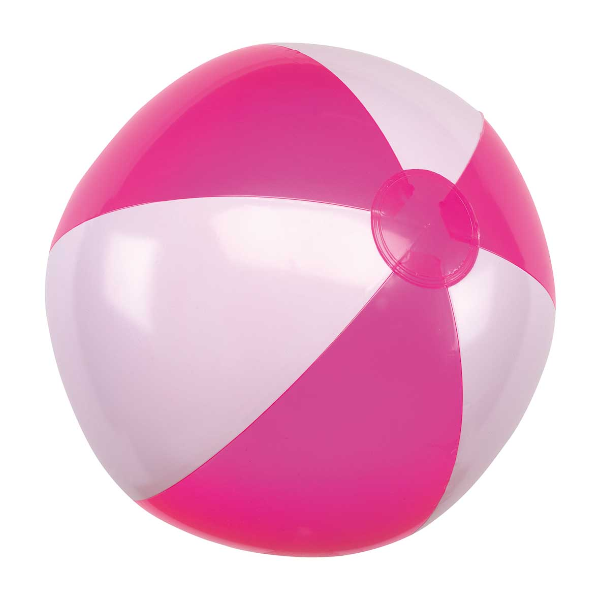 Inflatable beach ball - Pink bb-10 pi
