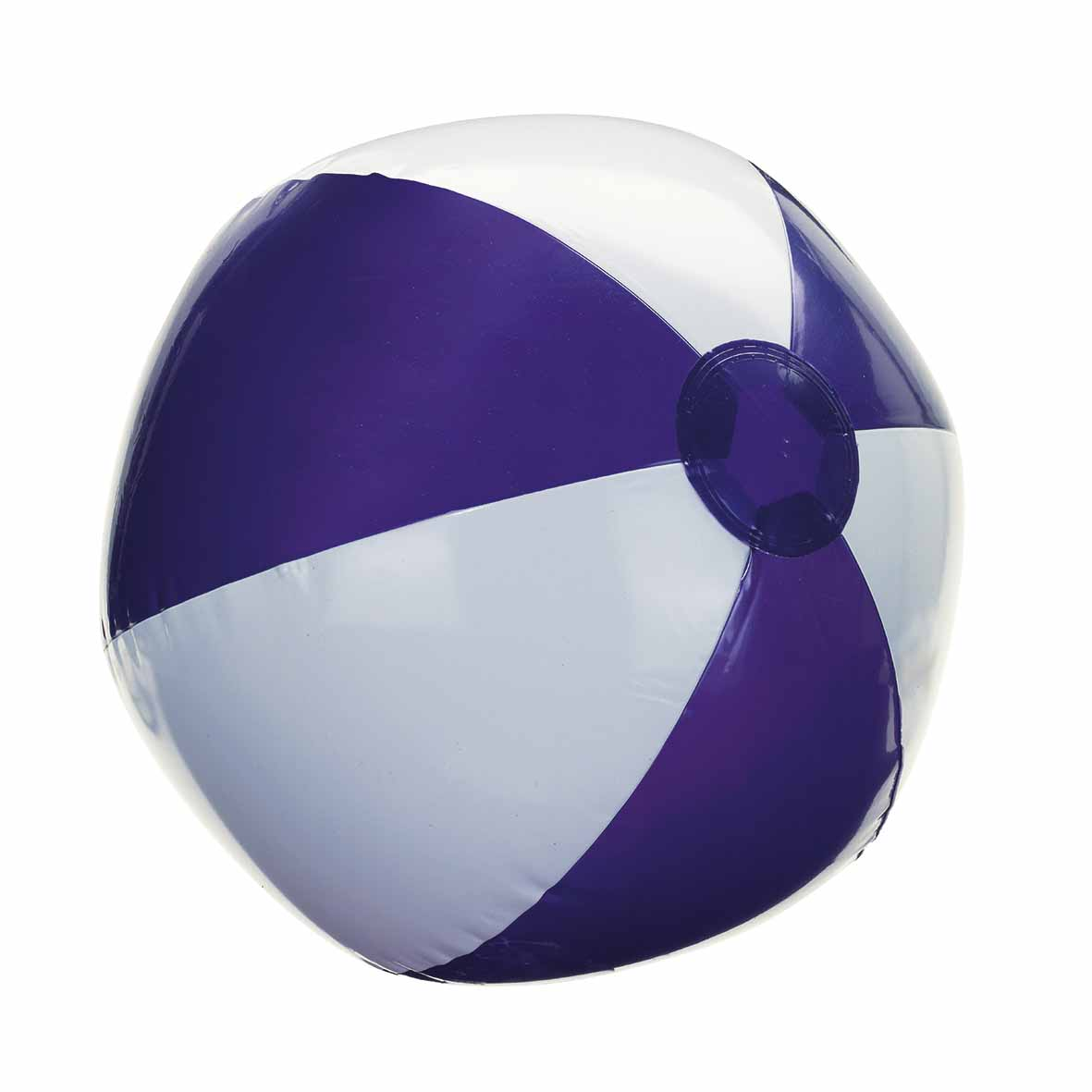 Inflatable beach ball - Purple bb-10 pu