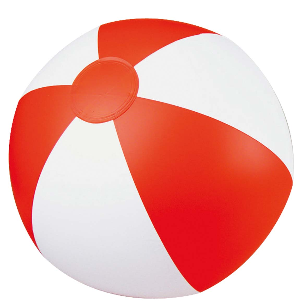 Inflatable beach ball - Red bb-10 r