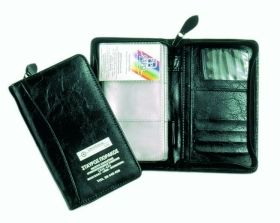 CARD HOLDER WITH ZIP ch-5