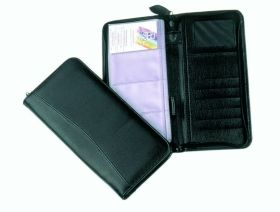 Large card holder / zip wallet ch-7