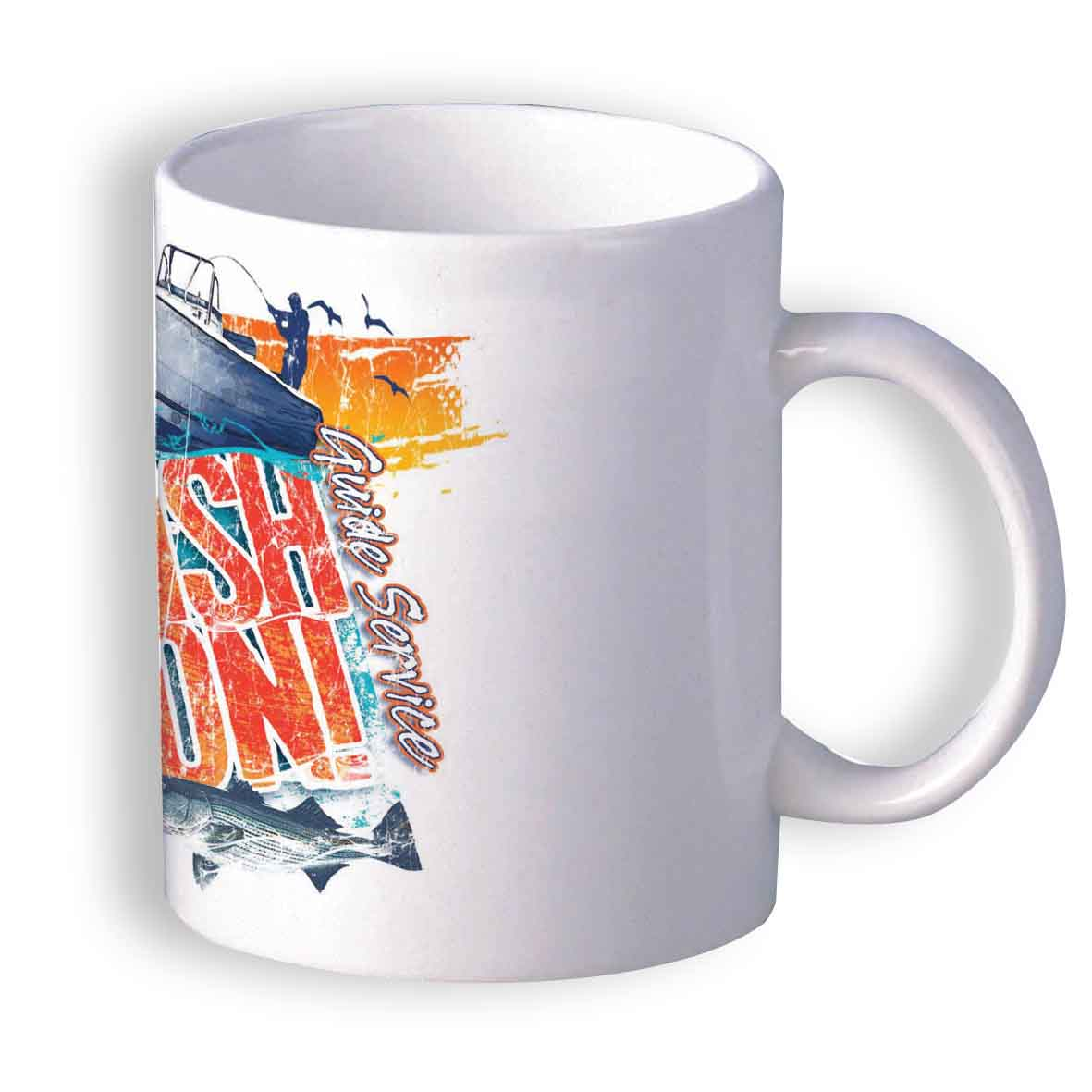 Sublimation mug 320 ml - White cr-032w subl