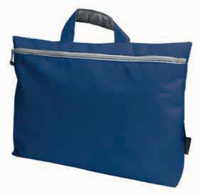 Document bag - Blue cr-072 bl