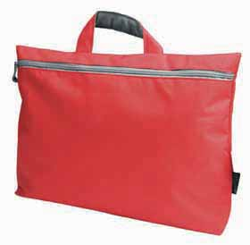 Document bag - Red cr-072 r