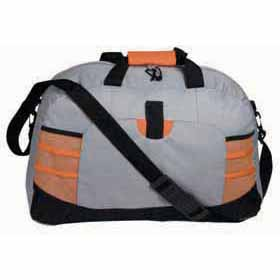 Fancy spacious sports bag cr-077