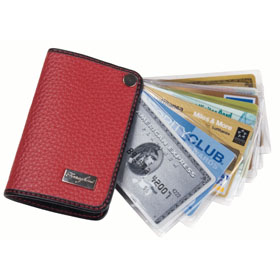 millionaire credit card holder - red cr-094 r