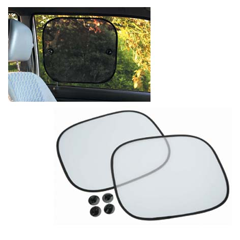 2pcs car sun shade set cs-15