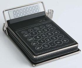 CALCULATOR WITH MEMO PAD dc-820