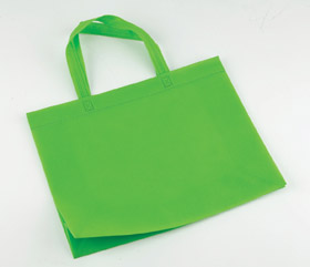 Non-woven shopping bag - lime eb-6 lm