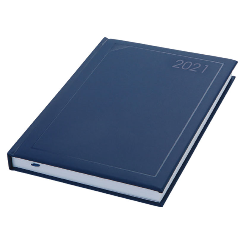 A5 PAGE-A-DAY DIARY ed-35 bl