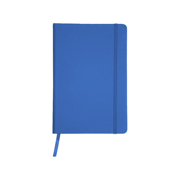 A5 Note book 'BUSINESS' - Navy Blue es-10 bl