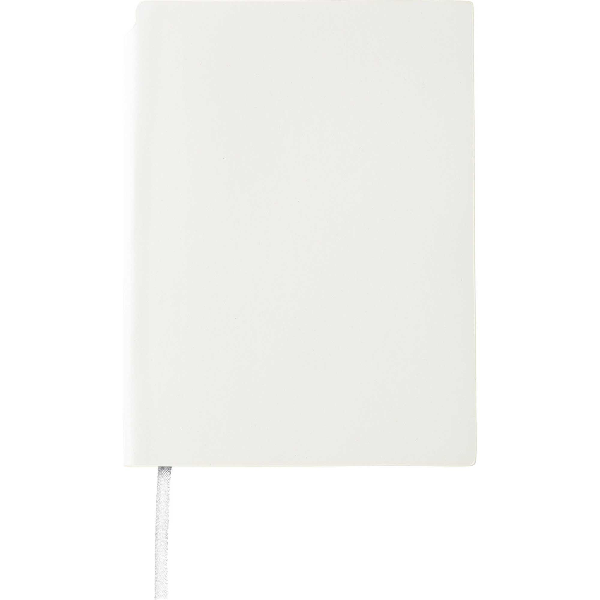 A5 PU note book - White giv-227802