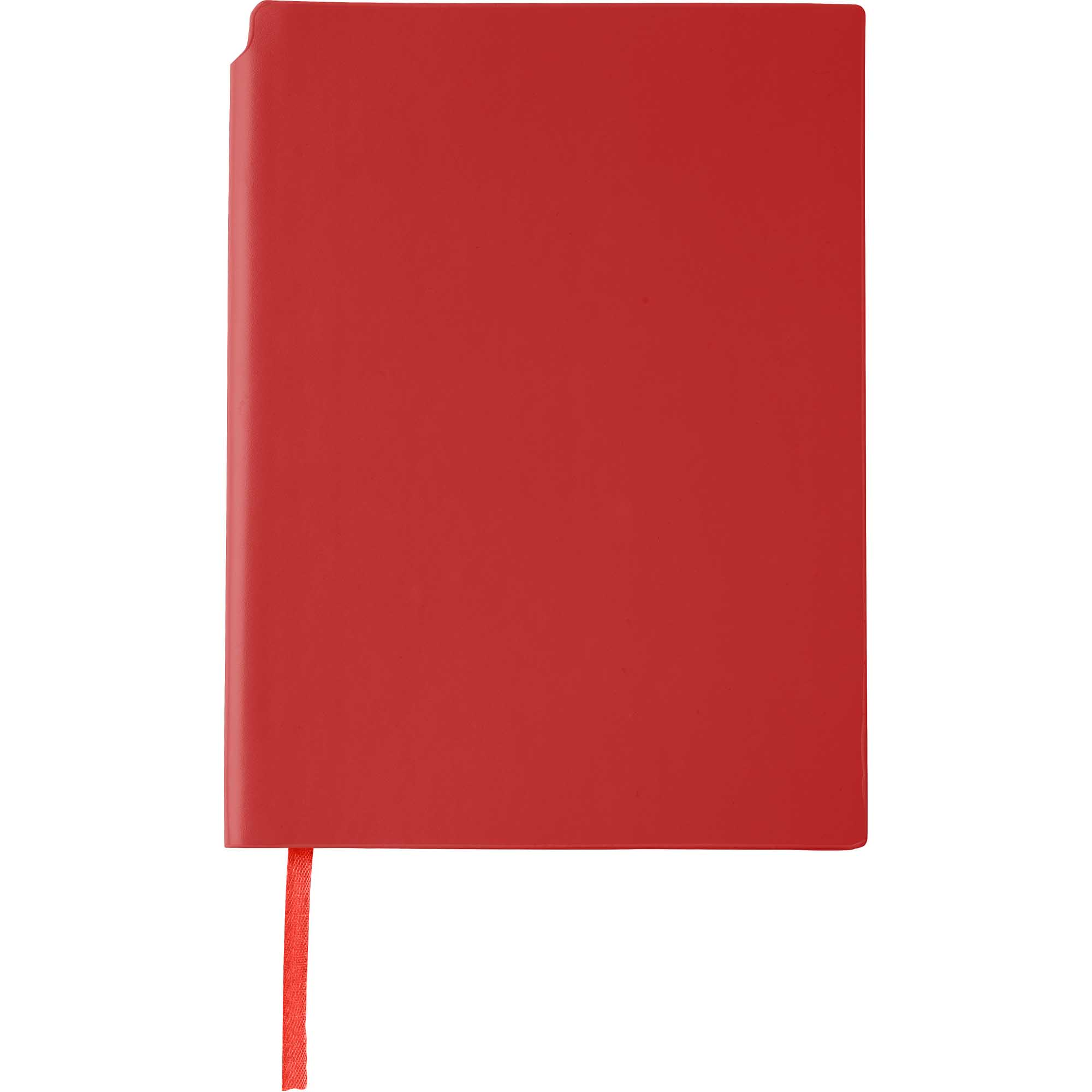 A5 PU note book - Red giv-227808