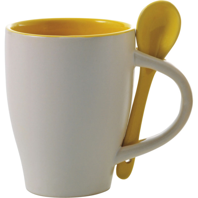 Ceramic coffee mug 300 ml giv-285506