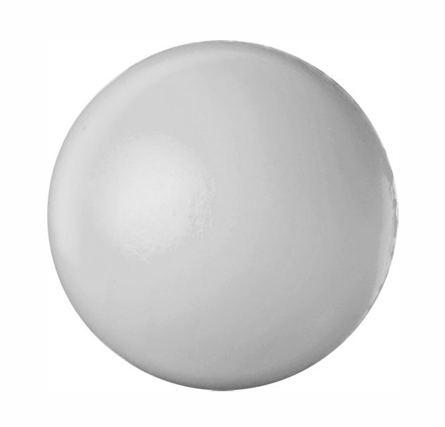 PU foam stress reliever ball - SILVER giv-396532