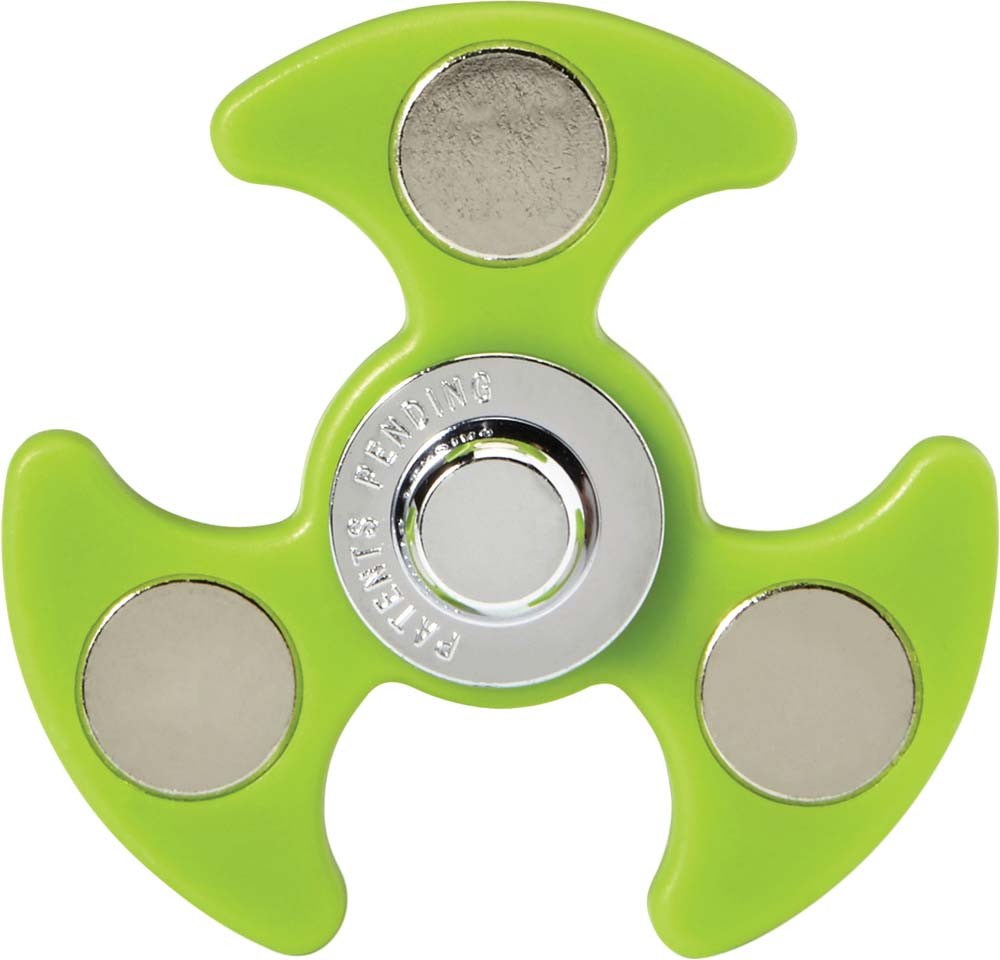 ABS spinner pen. (Sold per 24 pieces, price per piece). - Light Green giv-778019