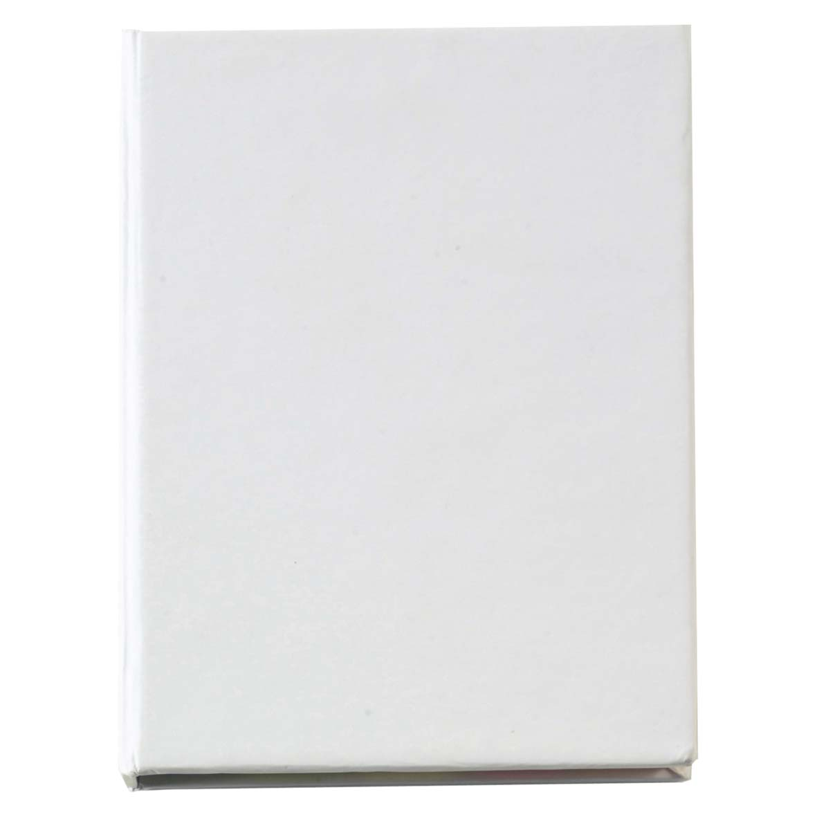 Card case with approximately one hundred self-adhesive markers papers and two self adhesive pads. - White giv-801102
