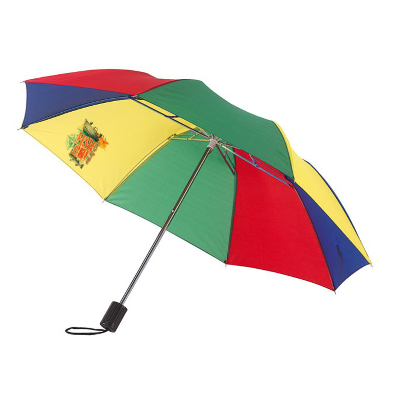 "Manual pocket umbrella ""Regular"" - Multicolour ins-0101115 subl"