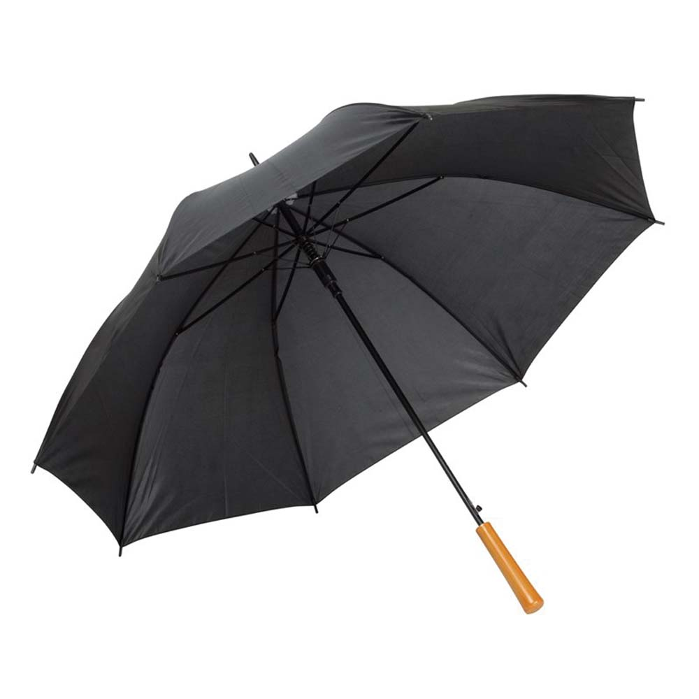 "Automatic stick umbrella ""Limbo"" - Black ins-0103361"