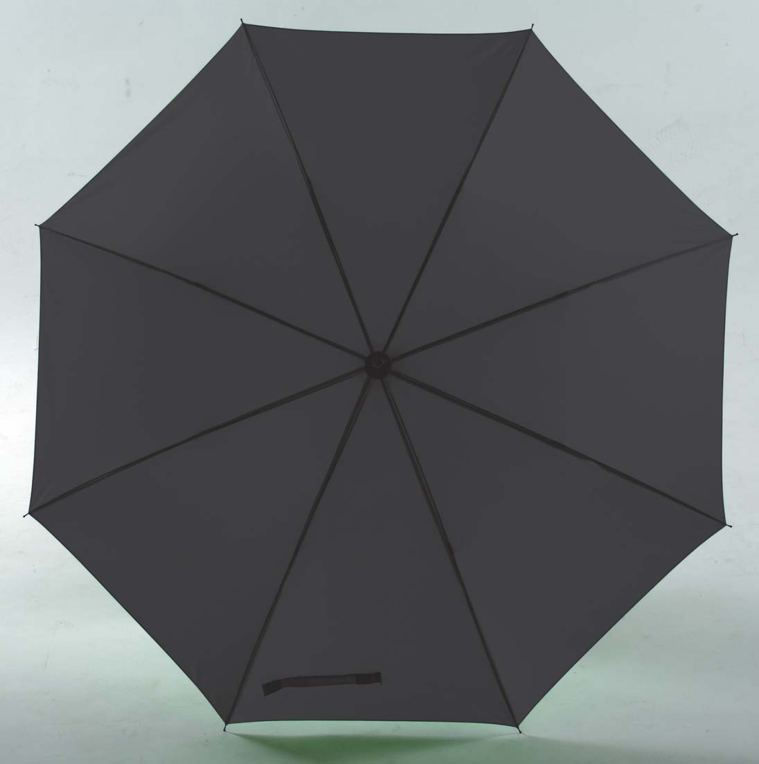 "Golf umbrella ""Mobile"" - Black ins-0104143"