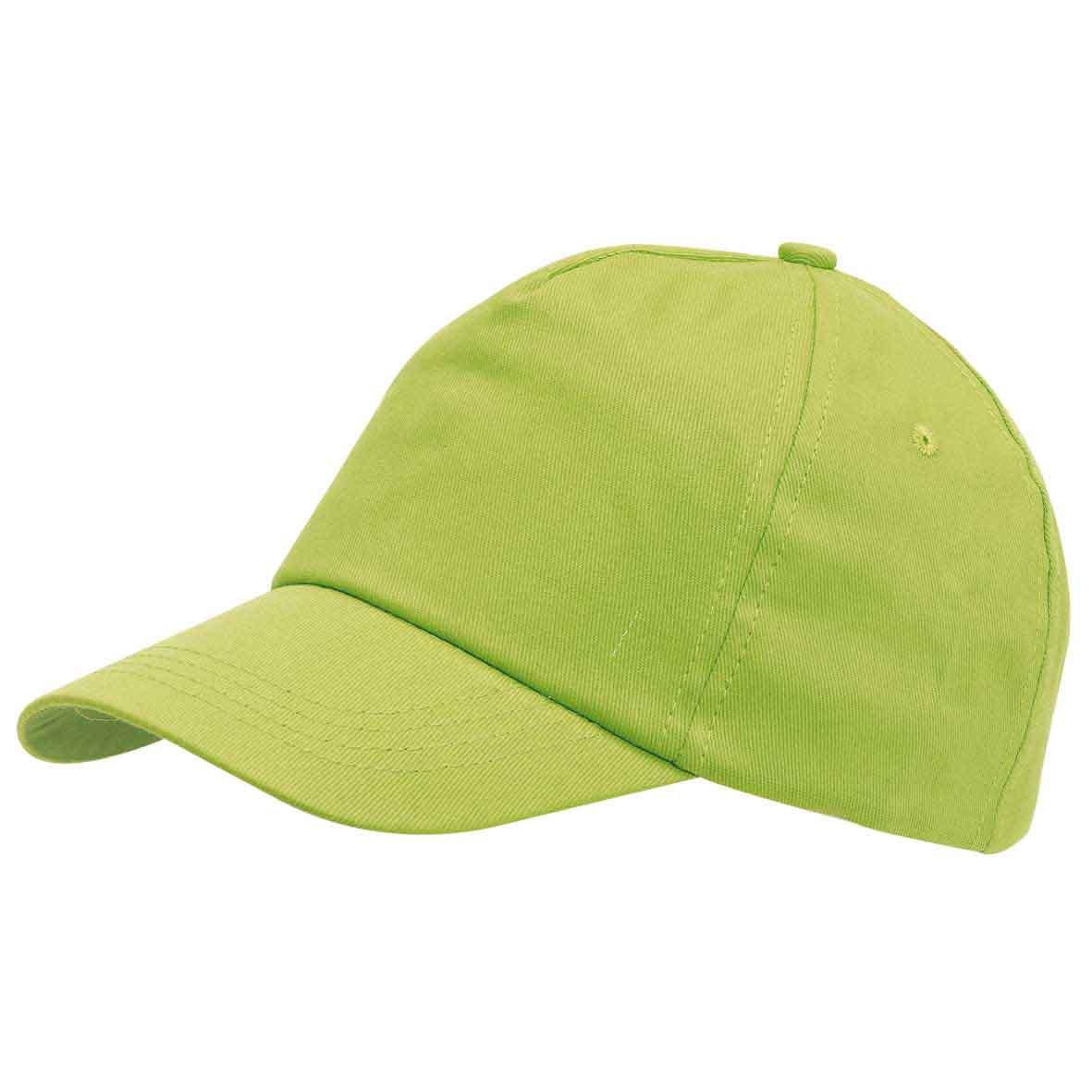 5 panel cap 'Favourite' - Light Green ins-0702050