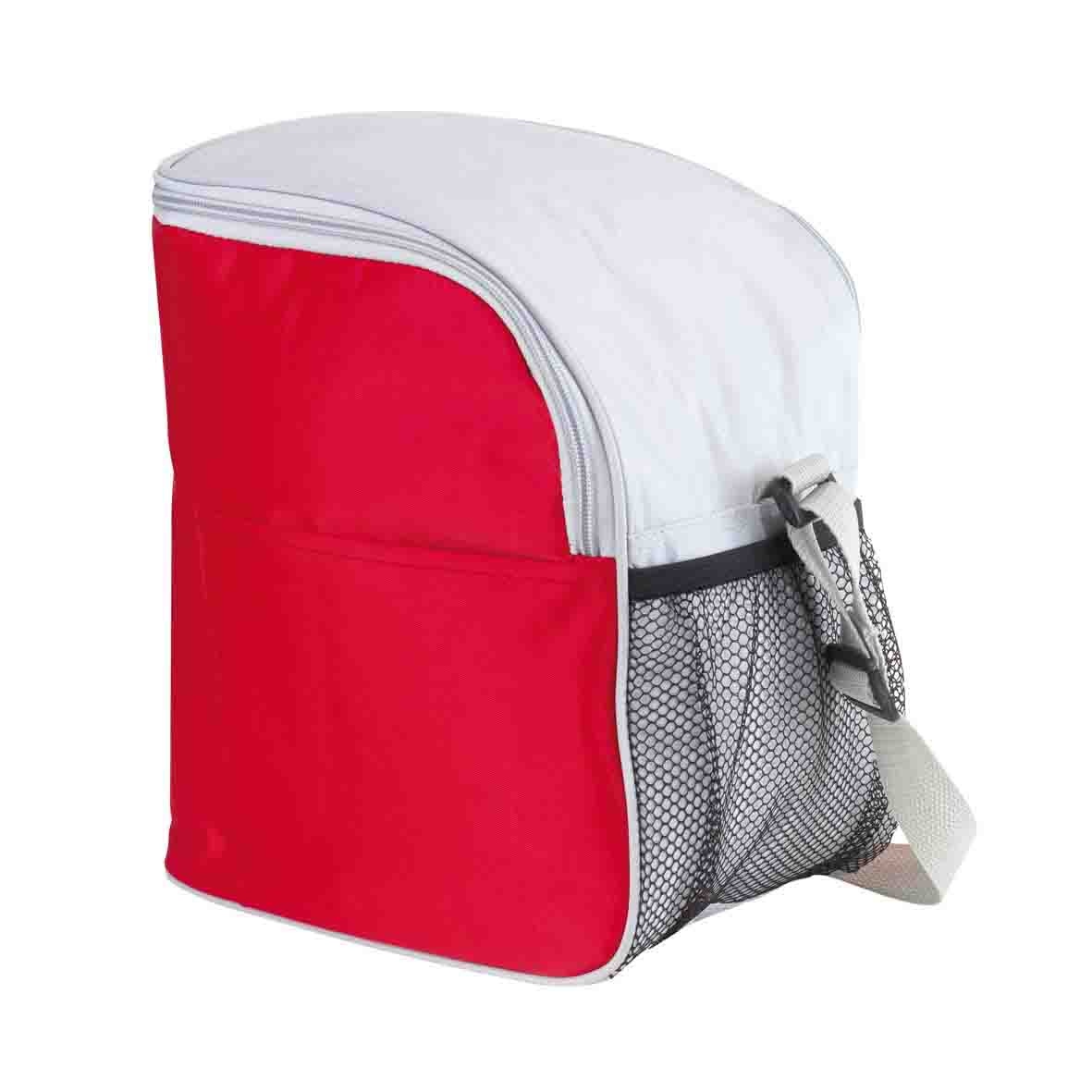 Cooler bag 'Glacial' - Red ins-0801141