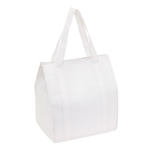 "Cooler bag ""Degree"" - White ins-0801158"