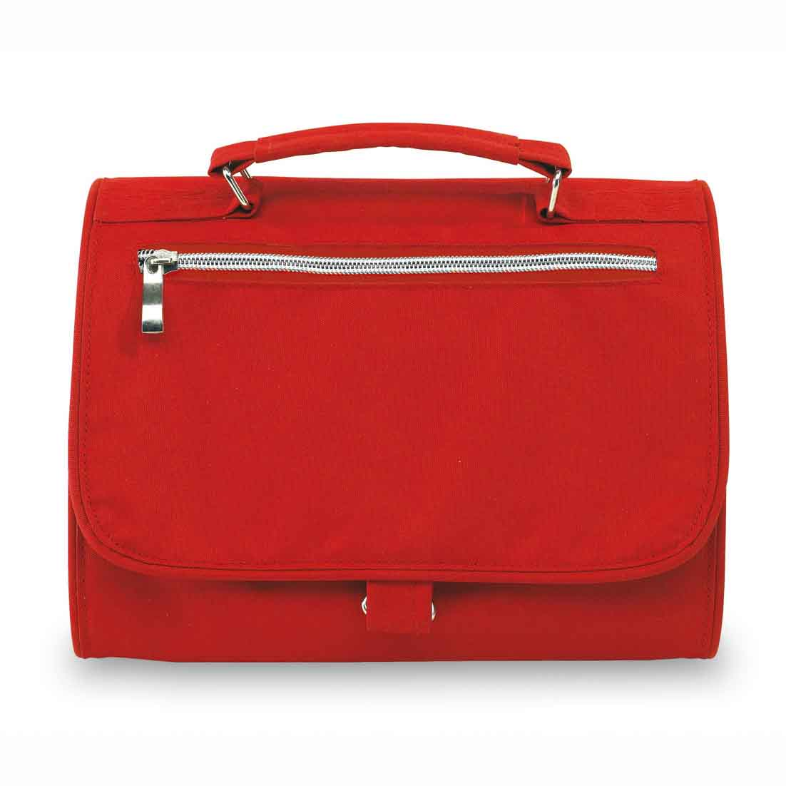 "Cosmetics bag ""Star"" - red ins-0810501"