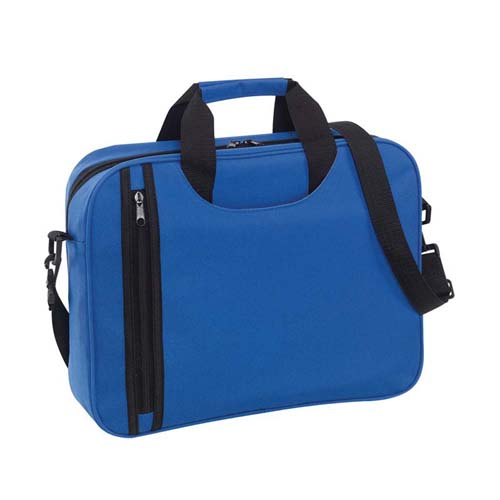 "Document bag ""Busy"" - Blue ins-0814553"