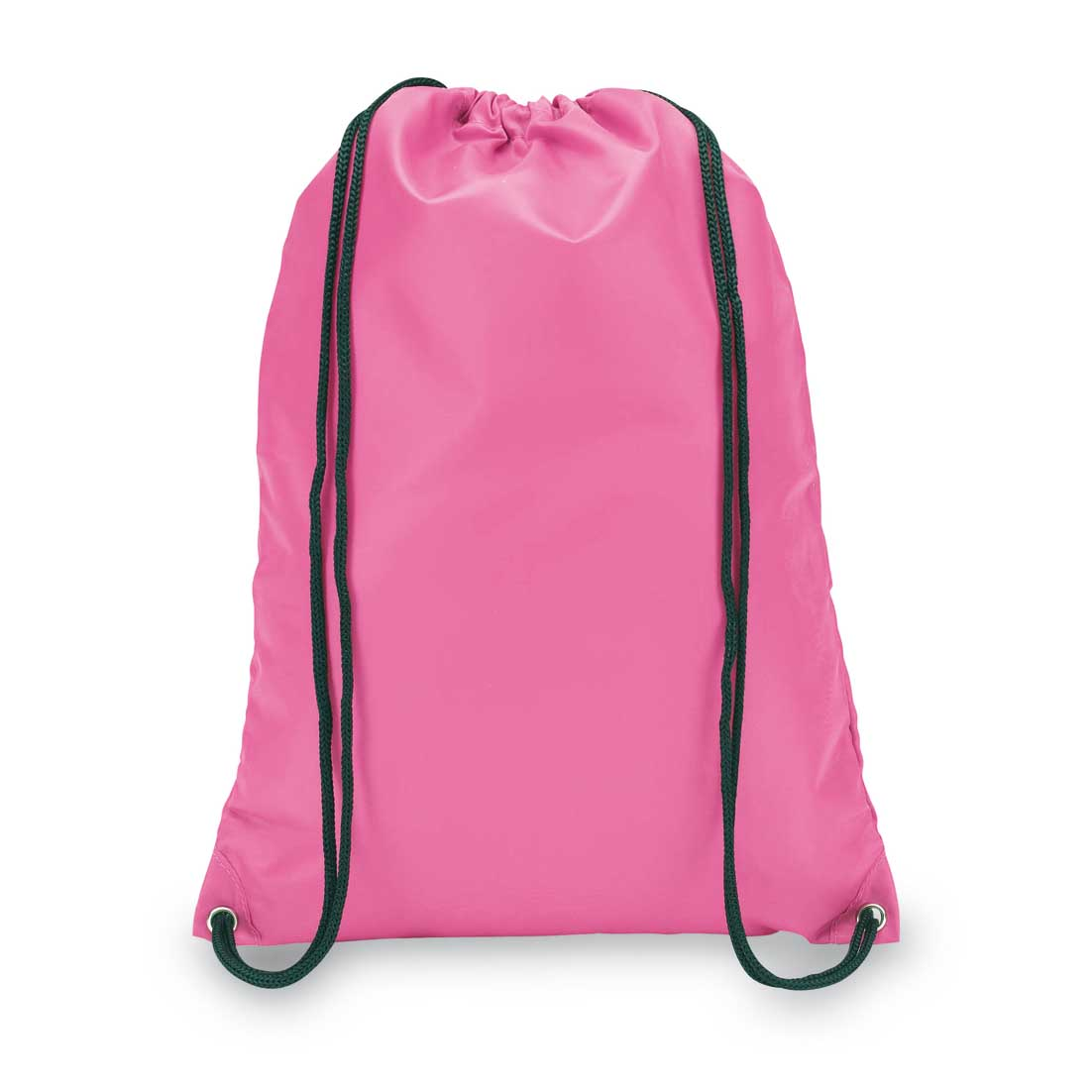 "210D polyester drawstring backpack ""Town"". - pink ins-0819539"