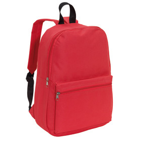 "Backpack ""Chap"" - Red ins-0819558"