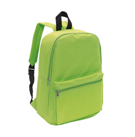 "Backpack ""Chap""  - Apple Green ins-0819560"