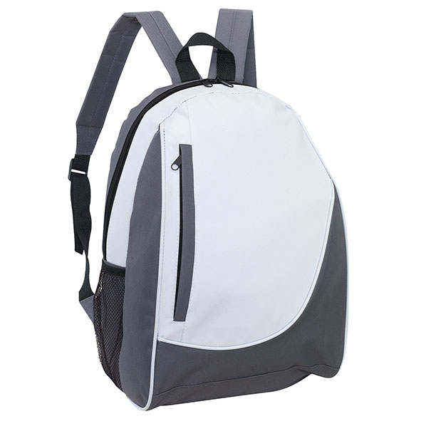 "Backpack ""Pop"" - Grey / White ins-0819585"