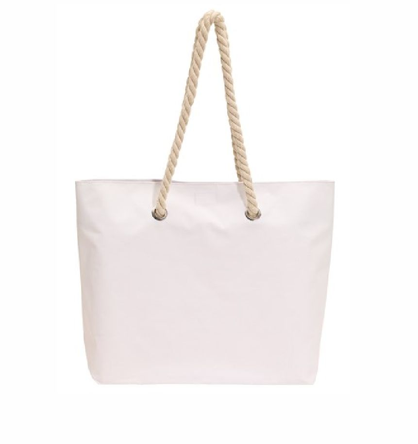 Beach bag 'Capri' - WHITE ins-0820565