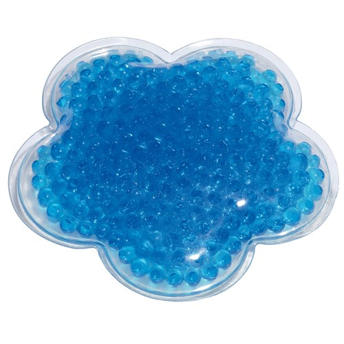 "Cooling pad ""Frozen flower"" - Blue ins-0909016"