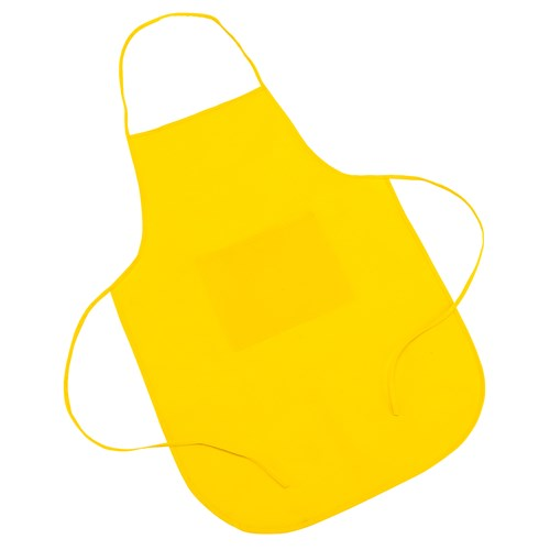 "Chef´s bib apron ""Catering"" - Yellow ins-1080125"