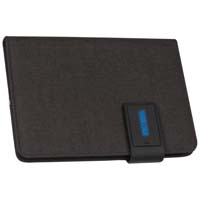 DIN A5 note book - Blue mac-2075204