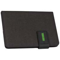 DIN A5 note book - Green mac-2075209
