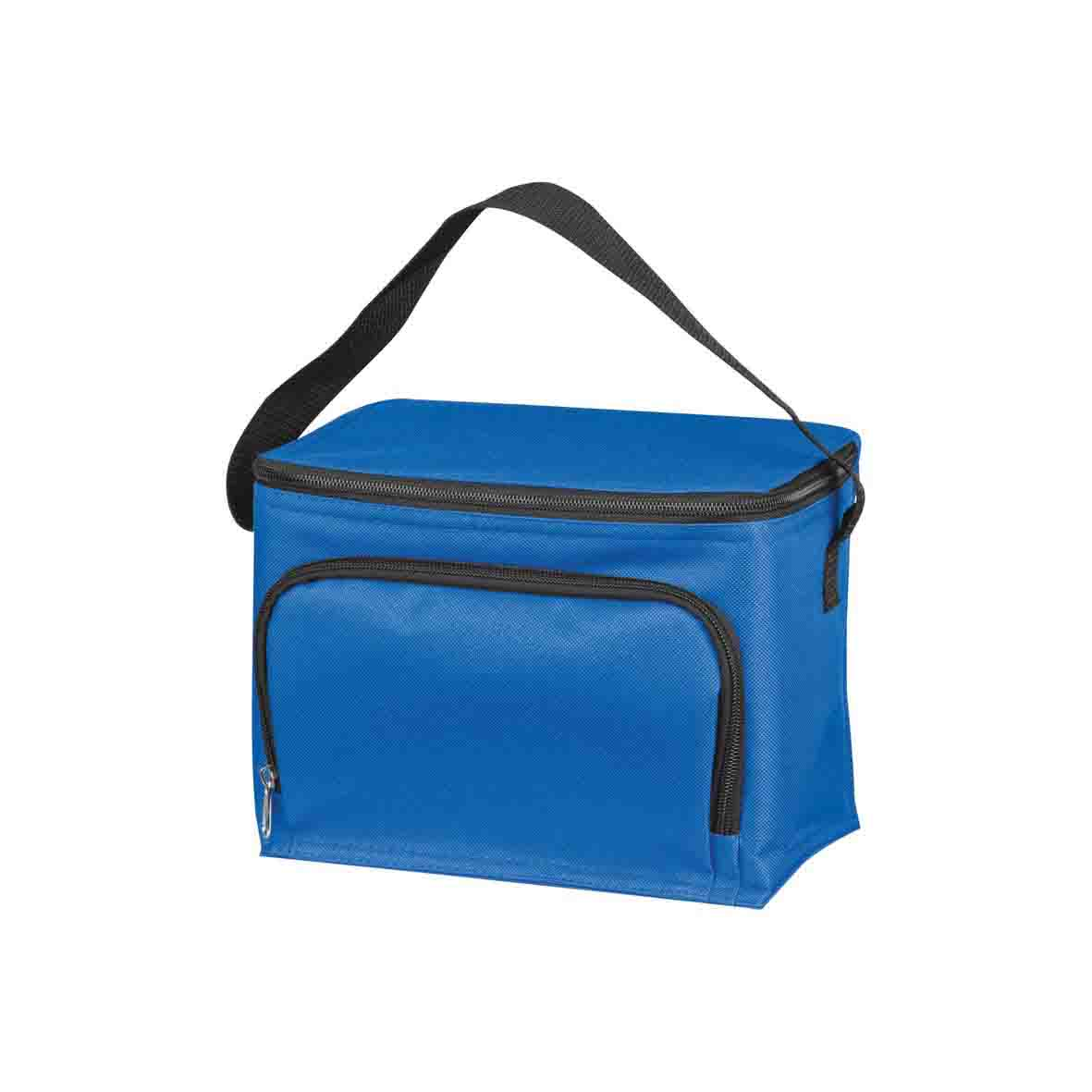 210D polyester cooler bag - Blue mac-6832104