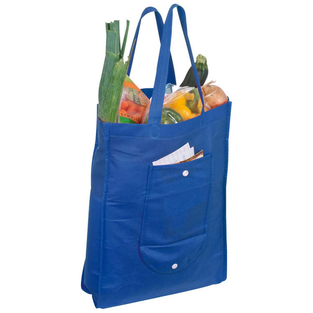 Foldable non-woven shopping bag mac-6879204