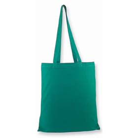 Cotton shopping bag - green mb-10g