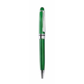 Classic ball pen in metallic colour - green mb-14g