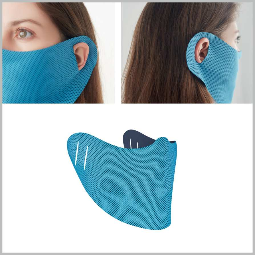 Face mask for an extra sense of safety mb-20005 az