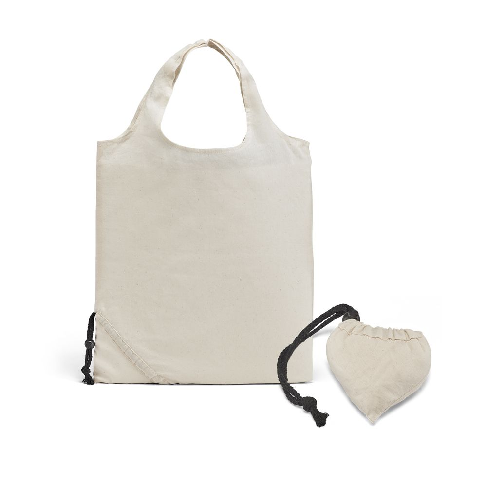 100% cotton foldable bag mk-2051