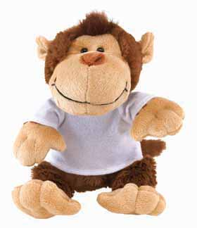 'ingo' plush monkey ns-075