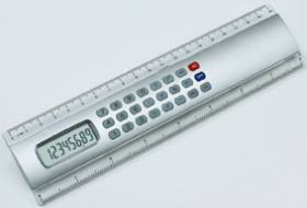 20cm Ruler / Calculator  ns-30