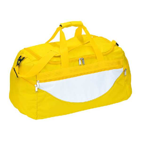 'Champ' travel bag - yellow ns-702 y