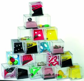 Assorted patience game cubes ns-724